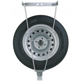 Support roue de secours Panier sous chassis