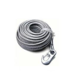 Câble pour treuil 10 m Diamètre 5 mm