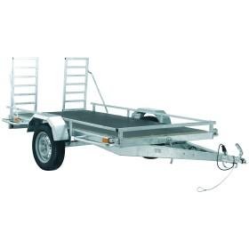 Remorque plateau 9300 - PTAC 500kg (256 x 136) - SOREL