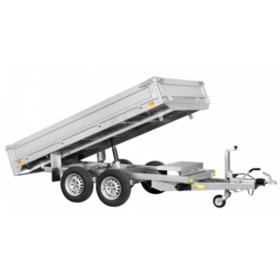 Remorque Benne K1 - GIANT PTAC 2700 kg (306 x 170) - SARIS