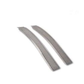 Rampe de chargement aluminium courbées 2m Rulquin