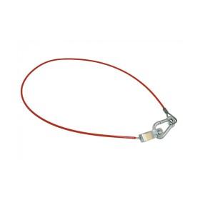 Câble de rupture 106 cm avec mousqueton Rulquin