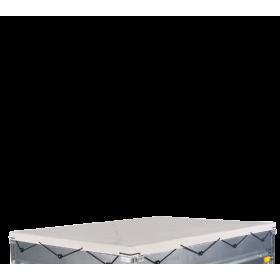 Bâche plate 255x136 cm