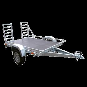 Remorque plateau 8310 - PTAC 500 kg (216 x 130) - SOREL