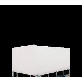 BÂCHE HAUTE 80cm pour remorque SOREL BOIS 9601BF113