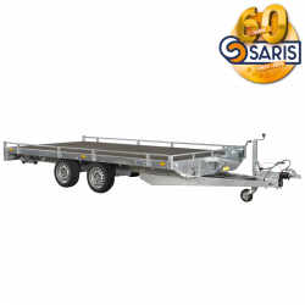 Remorque Porte-Voitures Saris PA32