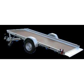 Remorque plateau Lider Robust 40386 PTAC 1600kg