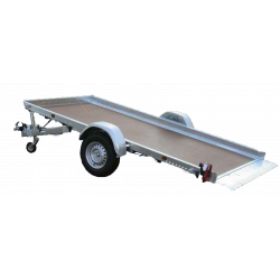 Remorque Plateau Robust 40386 - PTAC 1600kg (350 x 180) - LIDER