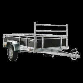 Remorque BOIS 9400BNUE - PTAC 500 kg (236 x 129) - SOREL