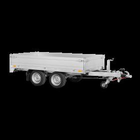 Remorque plateau 2000 kg (276x150) - SARIS