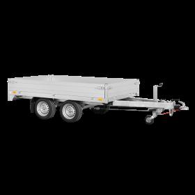 Remorque plateau 2000 kg (276x170) - SARIS
