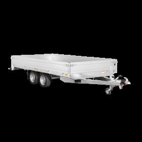 Remorque plateau 3500 kg (406x184) - SARIS