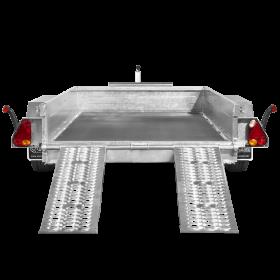 Porte arrière pour rampes (MagnumSport 2700) - SARIS