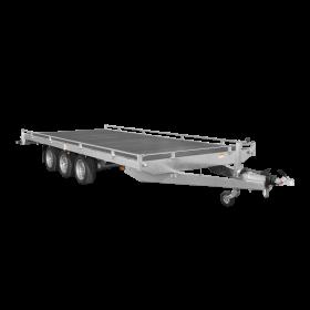 Remorque transporteur 3500 (506 x 204) Double - SARIS