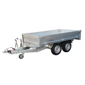 Remorque Benne 39600 - PTAC 2500Kg (256 x 148) - LIDER