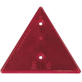Triangle rouge réfléchissant 3438