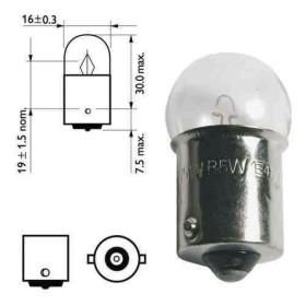 Ampoule Ronde 12V 5W (lot de 2) - RULQUIN