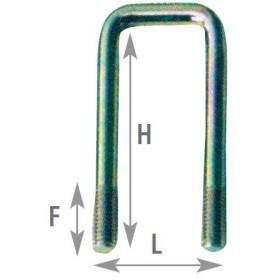 Bride Tube Haut 60X30 - RULQUIN