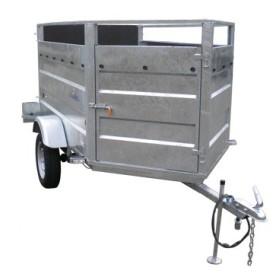 Remorque Robust 39530 - PTAC 500Kg (250 x 125) - LIDER