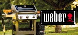 Barbecues et planchas de chez weber